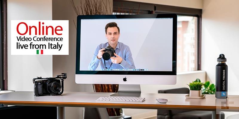 کلاس آنلاین عکاسی - آموزش عکاسی آنلاین
